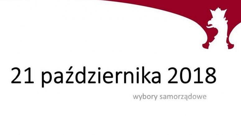 Obwieszczenie Komisarza Wyborczego w Pile I z 28 września 2018 r.