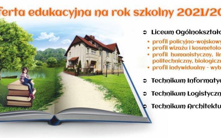 Oferta edukacyjna Zespołu Prywatnych Szkół w Chodzieży.