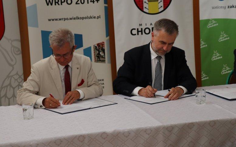 Doposażenie placówek szkolnictwa zawodowego w Powiecie Chodzieskim dla potrzeb nowoczesnej gospodarki